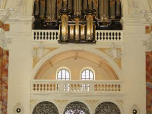 Orgelbouwnieuws: Wilten (Oostenrijk), Stift Wilten