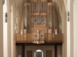Actueel orgelbouwnieuws