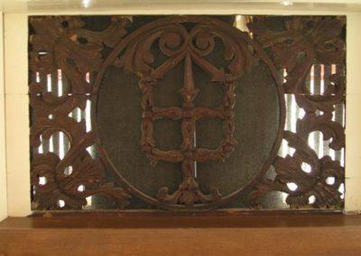 Drie viervoets-orgels uit de periode 1680-1725