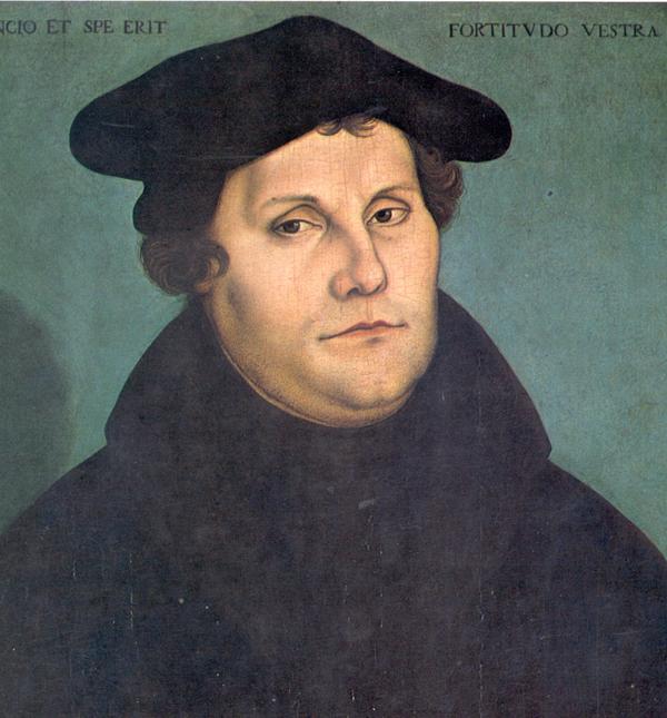 'Mit allen Orgeln pfeyffen' – Maarten Luther en het orgel
