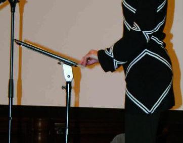 De onzichtbare organist. De uitreiking van de Sweelinck-Mullerprijs op 7 november 2009