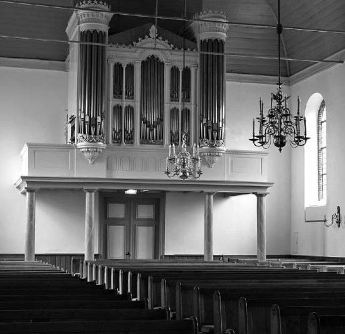 Woudenberg, Hervormde Kerk