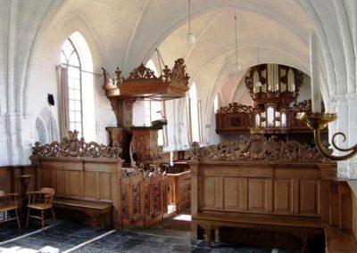 Restauratie van de orgels in Zandeweer en Zuidbroek