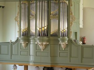 Three organ restorations by the firm Gebr. Van Vulpen by Rogér van Dijk & Cees van der Poel