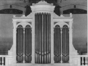 Charles-Marie Philbert and the Adema organ in the St.-Jacobsgesticht in Amsterdam by Victor Timmer & Ton van Eck