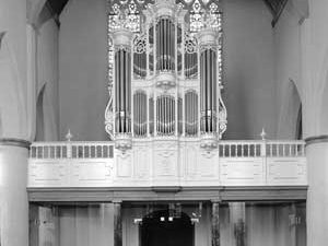 A noteworthy organ for the Hofkerk in Bergeijk by Jos Laus