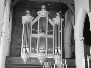 The organ builders Witte