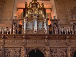 Beyond the borders: organs, organ makers and organ cases; view from Boxmeer by Wout van Kuilenburg