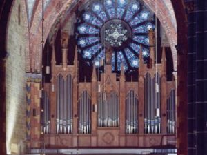 The restoration of the Sauer organ at Bremen Cathedral