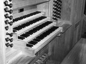 Two recent organ projects in Brussels / an impression by Wannes Vanderhoeven