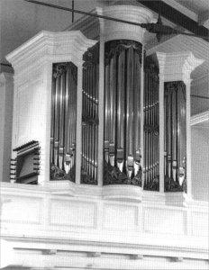 Ermelo, Lukaskerk van het ziekenhuis Veldwijk (1987)