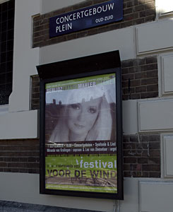 Festival VOOR DE WIND in Amsterdam by Christo Lelie