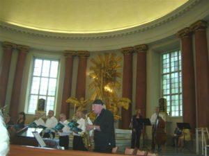 The 'Göteborg International Organ Academy 2009' by Erik Zwiep