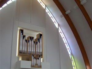 Recent new organs. Part 1: The Van Vulpen organ for the Dutch Reformed Congregation (Gereformeerde Gemeente) in Gouda & the Škrabl organ in the Westerkerk in Veenendaal by Sietze de Vries