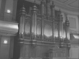 "The Cavaillé-Coll organ in the ""Philharmonie"" in Haarlem by Rogér van Dijk & Cees van der Poel"