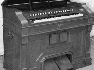 César Franck and the harmonium