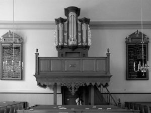 The organs at Kedichem, Heelsum and Apeldoorn by Rogér van Dijk en Cees van der Poel