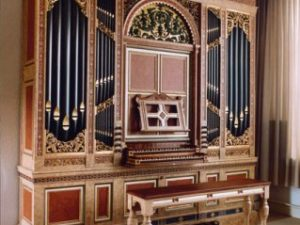 Two new practice organs