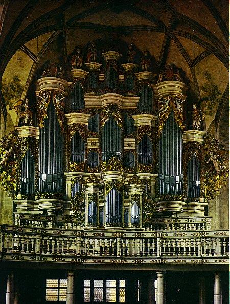 Friedrich Ladegast Pioneer Of The Modern Organ By Wim Eradus Het Orgel