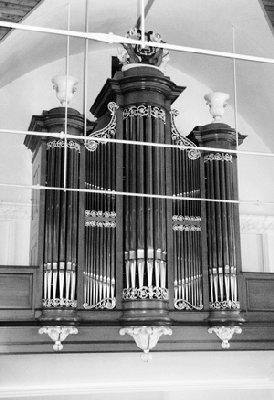 Mijdrecht Hervormde kerk. Photo: Peter van Dijk