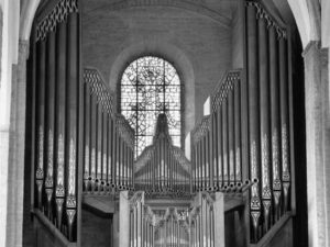 The organ at the Nicolaïkerk at Utrecht by Stephen Taylor