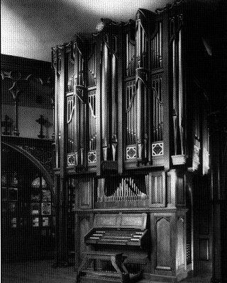 New York, Kerk om de Hoek, C.B. Fisk, 1988