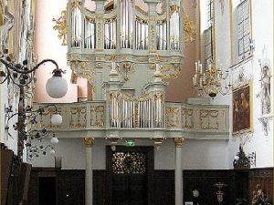 Vicissitudes of three restored Robustelly organs, part 2 by Cees van der Poel