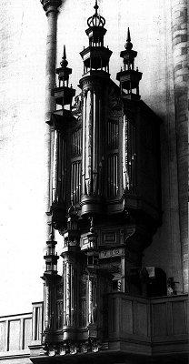Rotterdam St. Laurens transept-organ by Marcussen