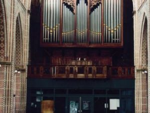 The Maarschalkerweerd organ in the St.-Martinuskerk