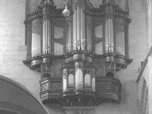 The secret of organ festival Toulouse-les-Orgues by Hans Fidom