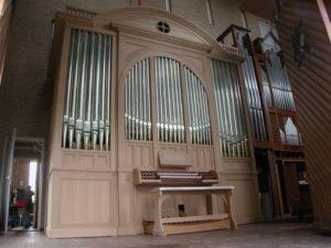J.L. van den Heuvel Orgelbouw is forty years old by Cees van der Poel & Rogér van Dijk