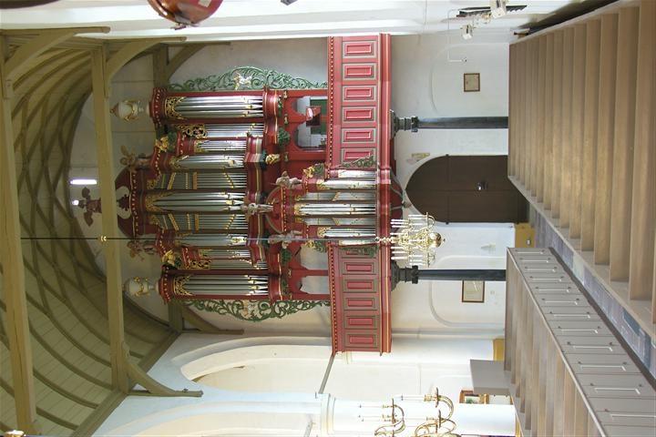 Het Apollonius Bosch-orgel in de Grote Kerk te Vollenhove – Door Auke H. Vlagsma