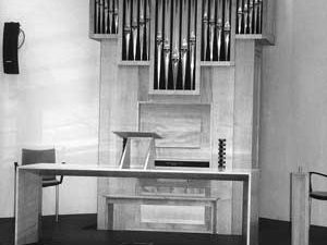 60th anniversary of Gebr. van Vulpen Organ builders by Peter van Dijk