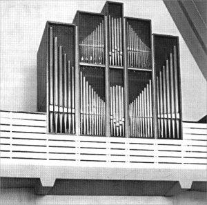 Wageningen, Gereformeerde kerk (1961)