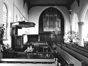 The first organs in protestant village churches on Zuid-Beveland (Zeeland) by G.J. Lepoeter