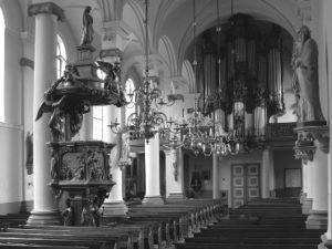 The organ of the St. Martinuskerk at Westwoud by Henk Verhoef