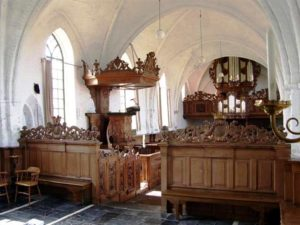 Restoration of the organs in Zandeweer & Zuidbroek by Sietze de Vries