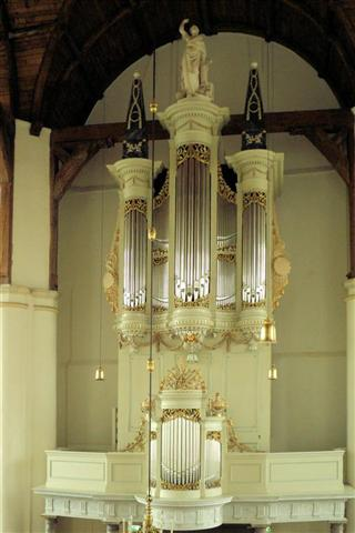Orgelbouwnieuws Vianen, Grote Kerk (Thomas-orgel)