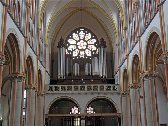 Woerden, parochiekerk van de H. Bonaventura
