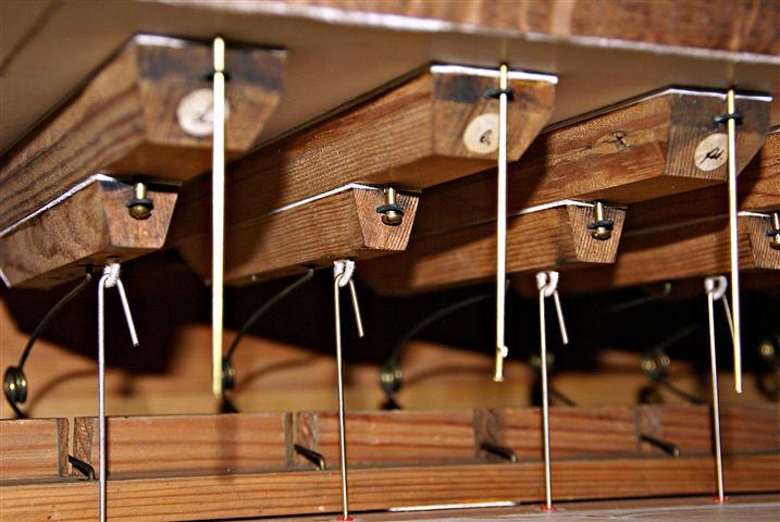 The Friedrich Meyer organ in the Josephkerk in Utrecht restored by Cees van der Poel