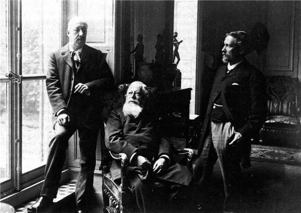 Alexandre Guilmant herdacht. Bij de 100ste sterfdag van een belangrijk promotor van de Franse orgelkunst