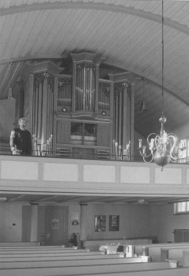 Van der Putten organs at Bremen and Aurich by Peter van Dijk