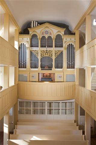Orgel in Denstedt