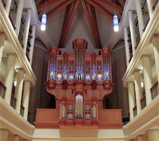 Het Der Aa-Kerk-orgel en zijn invloed op de Amerikaanse orgelbouw