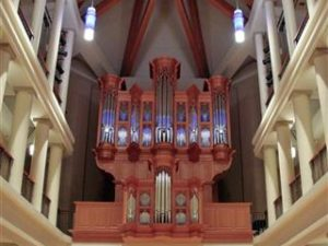 The organ of the Der Aa-Kerk and its influence on American organ building by Bruce Shull