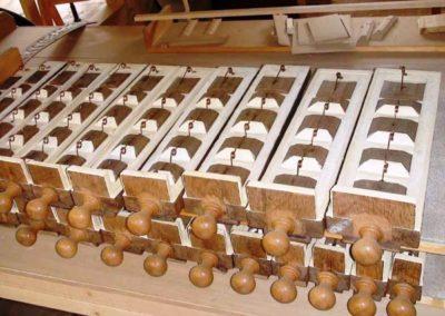 Het Schwalbennest-orgel in de St.-Marien te Lemgo