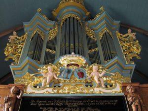 Burgwerd Johanneskerk de Evangelist