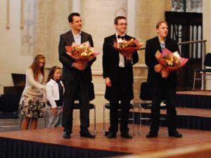 Het eerste Internationale Orgelconcours Breda