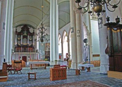 Nederlands grootste Ibach-orgel herboren. Het hoofdorgel van de St.-Gertrudiskerk te Bergen op Zoom. Deel 1