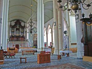 The Netherlands' largest Ibach organ reborn; the main organ of the St.-Gertrudiskerk in Bergen op Zoom. Part 1 by Peter van Dijk (with Cor Ardesch)